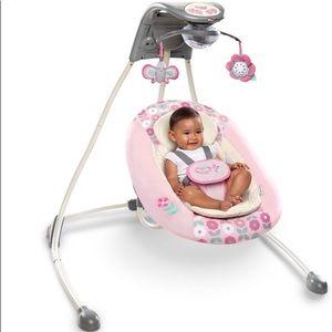 Other - Ingenuity Inlighten Cradling Swing Phoebe